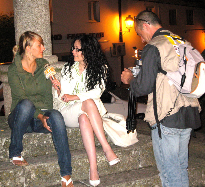 2008-07-26 Montalegre interview tv Barroso