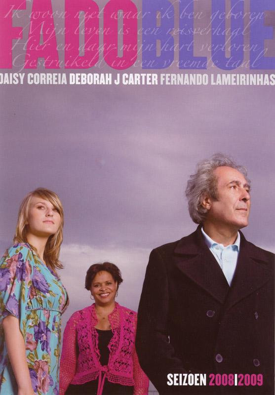2008-2009 Fado Blue Fernando Lameirinhas en Deborah J. Carter