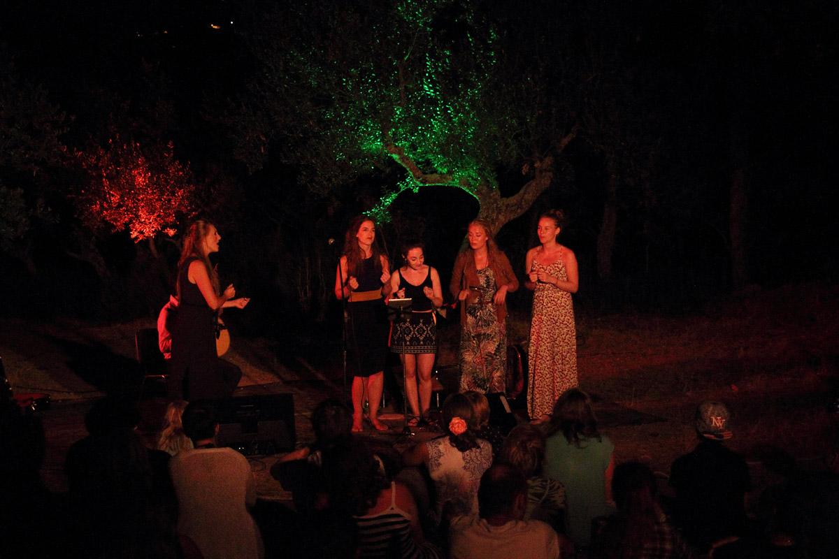 2016-07-24 Estifal da Estrela met de Meisjes van de Wijsjes