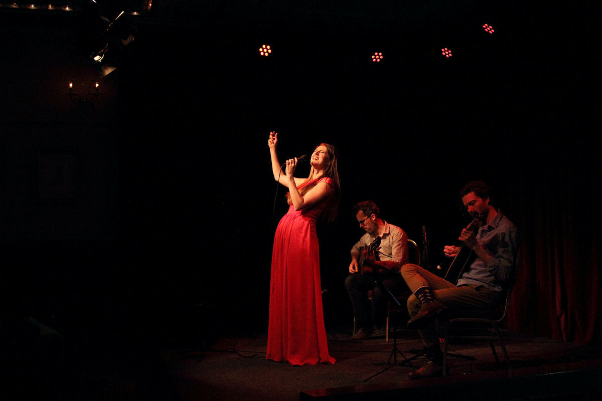 2018-03-17 Schiller theater Utrecht Daisy met Joeri de Graaf en Sander Tijburg