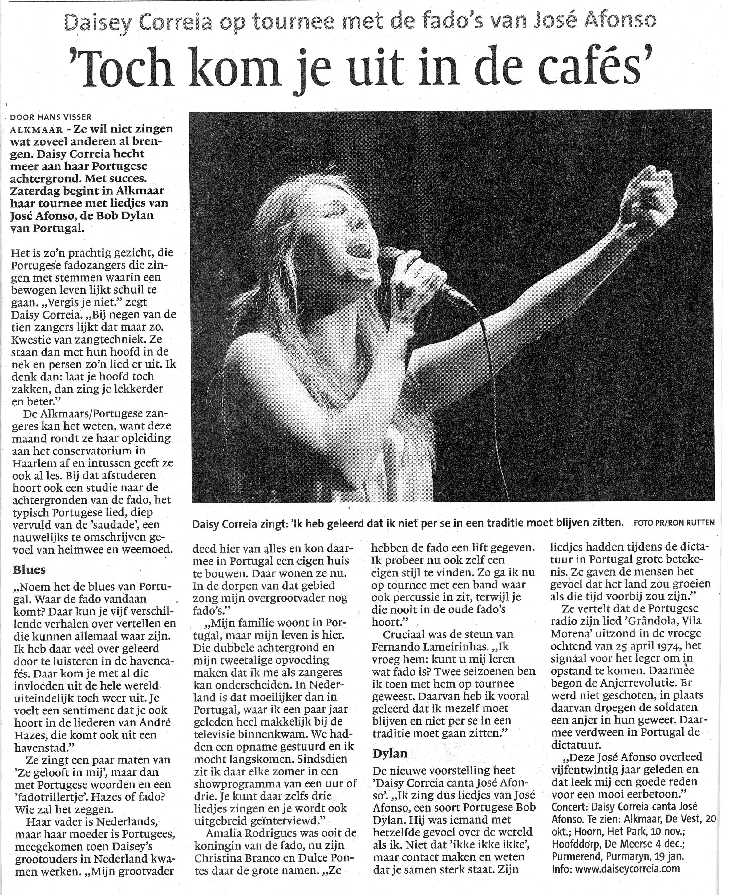 2012-10-19 NH dagblad-Alkmaarsche Courant