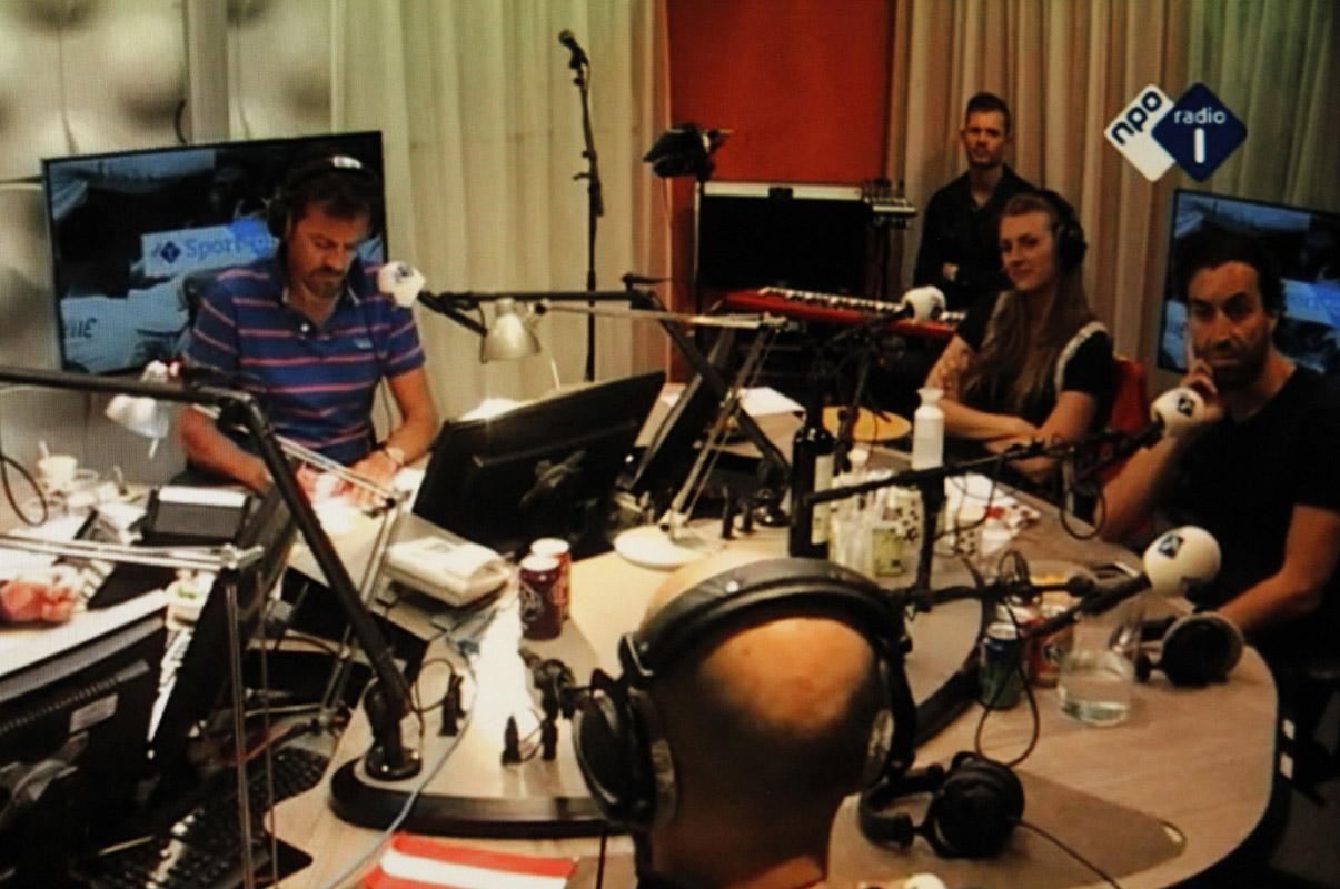 2016-06-18 NPO radio 1 Zomerspelen