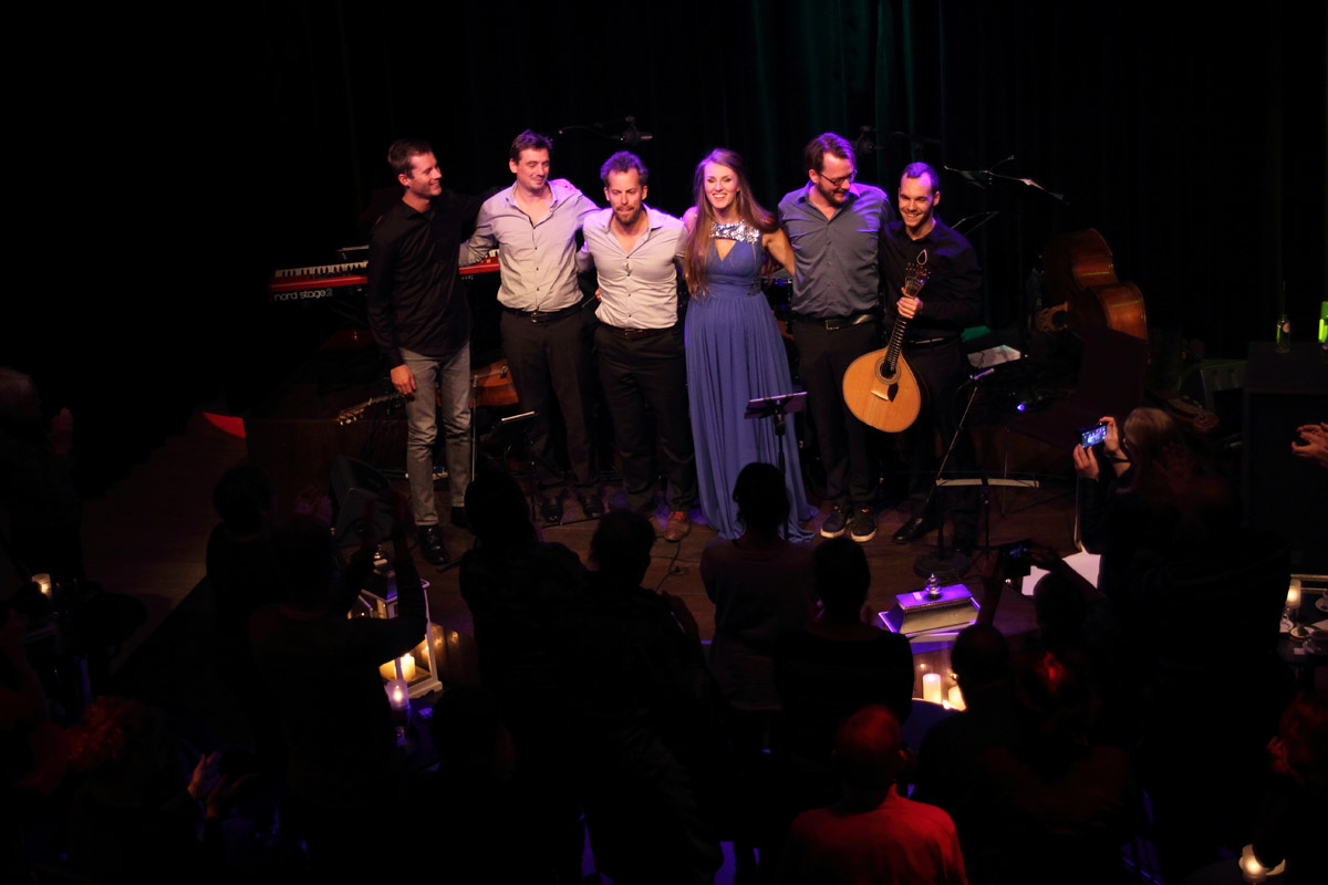 2016-11-13 Frank Keijzer, Mark de Jong, Joeri de Graaf, Daisy, Marko Bonarius, António Costa