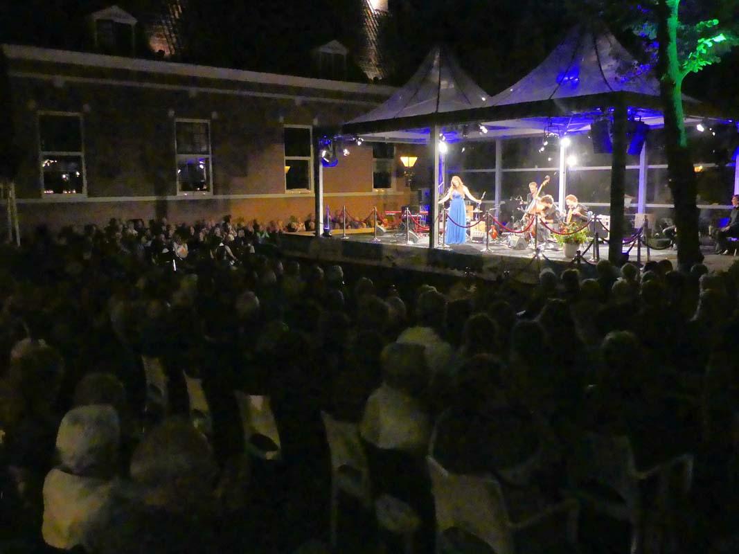 2018-08-14 Lindegrachtconcert Alkmaar een geweldige locatie