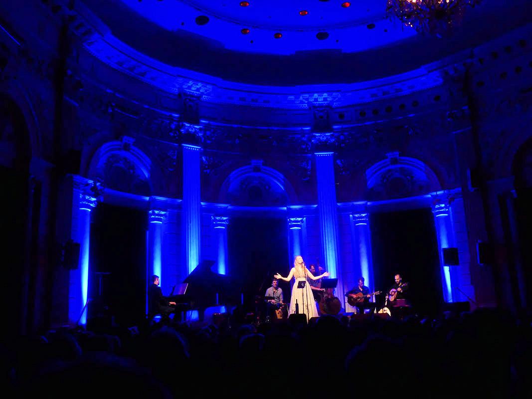 2019-05-22 Concertgebouw het sprookje is bezig