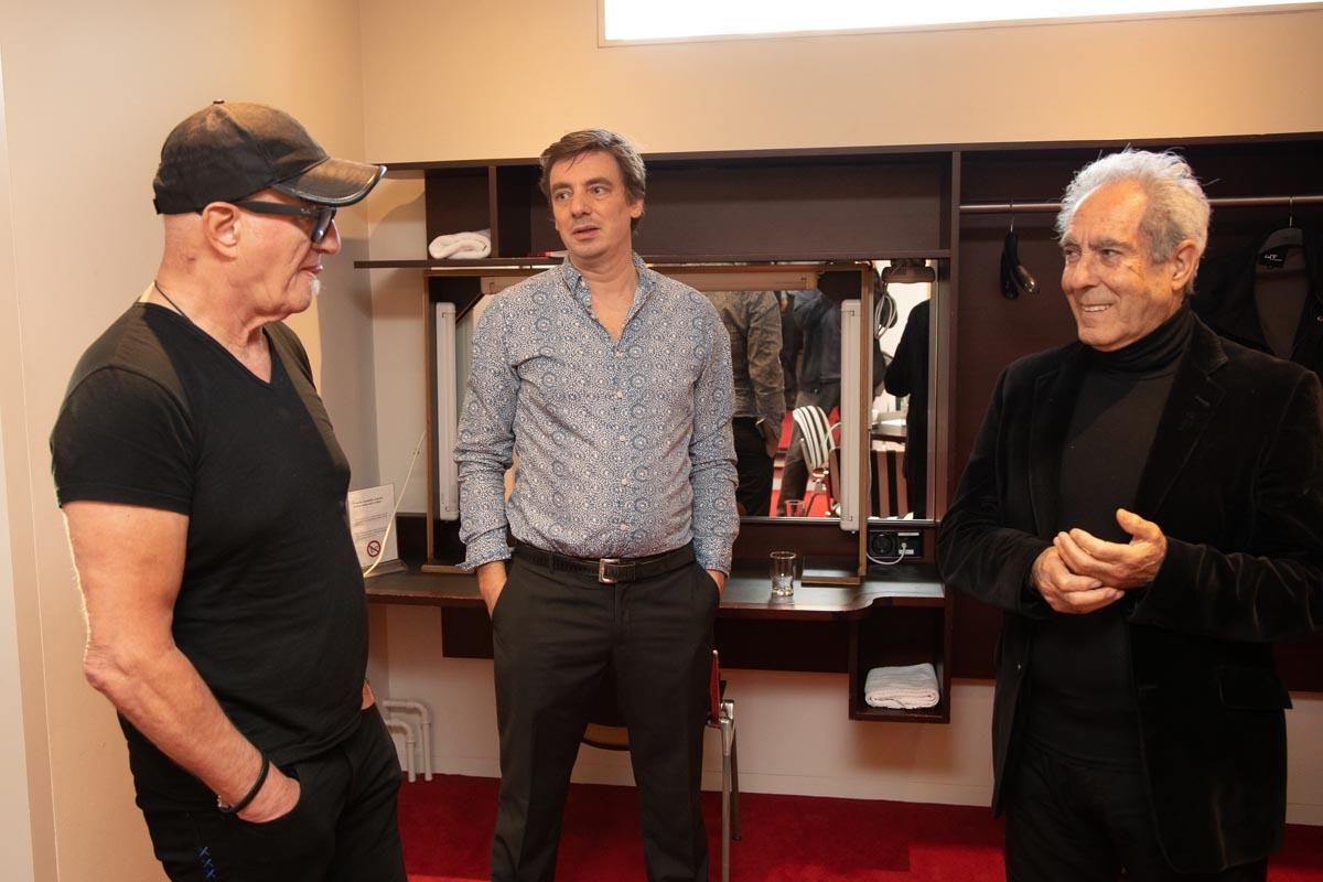 Concertgebouw Jan Akkerman, Mark de Jong en Fernando Lameirinhas